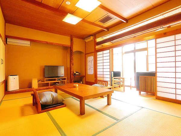 【特別室 撫子】10畳+6畳/専用露天+愛犬用露天