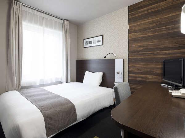 ダブルエコノミー◆13平米◆140cm幅ベッド