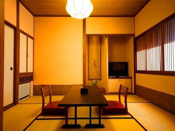 素朴な味わいの和室
