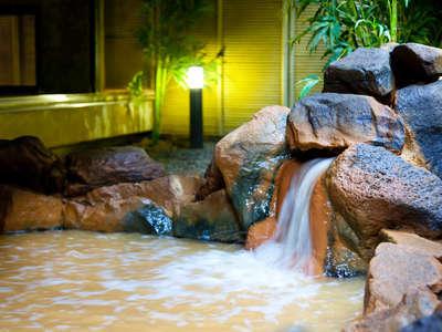露天風呂「つづみの湯」