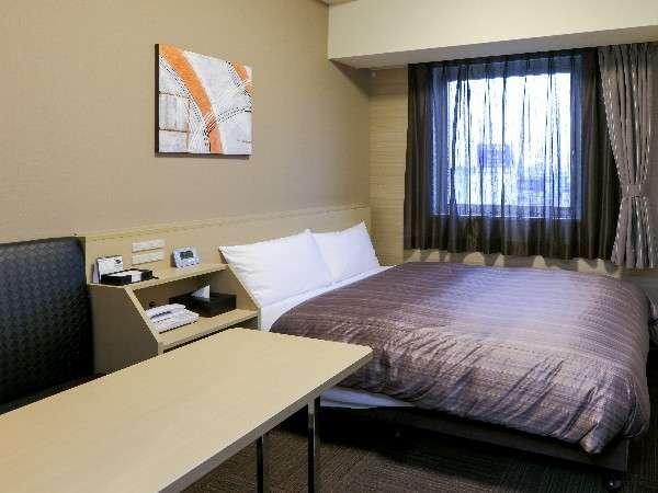 【スタンダードセミダブル】ベッドサイズ130×200(cm)◆全室 Wi-Fi無料接続可!