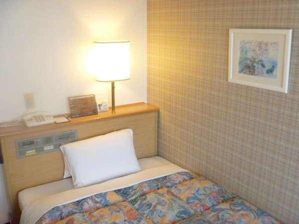 落ち着いた内装に変化した客室は、リラックスでき心身ともに癒しの空間に大変身♪快適ステイをお約束。