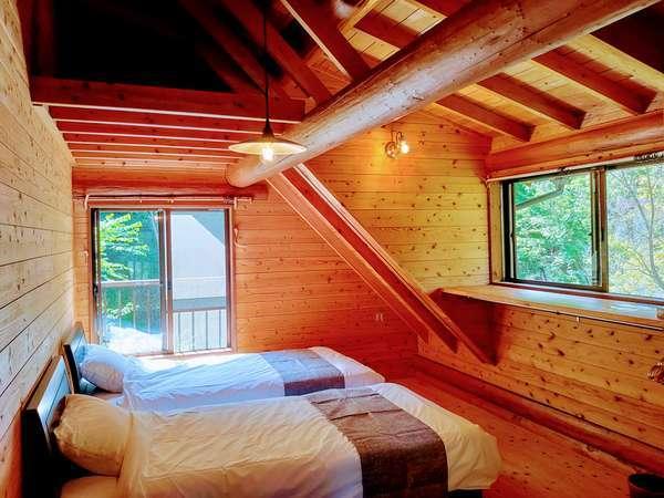 高級ベッドでぐっすり快眠
