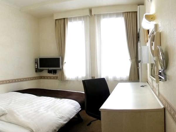 【ホテル三番町】松山の街ナカで奥道後温泉から直接引湯◎全室洗濯機完備で長期も♪