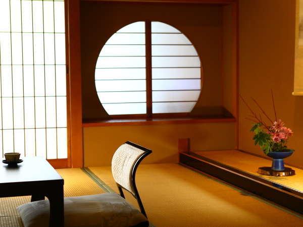 ◇【清流閣】奥ゆかしい清楚な和室で、四季の移り変わりや自然の光と影、声や音を感じる、心の贅沢を。