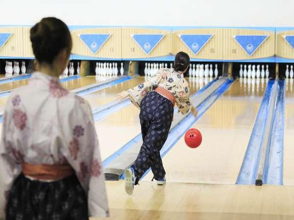 【ダンコーエンボウル】珍しいモンペルックボウリング!昭和レトロな雰囲気をお楽しみください。