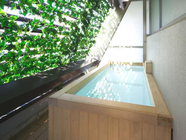 12階浴場(露天風呂)