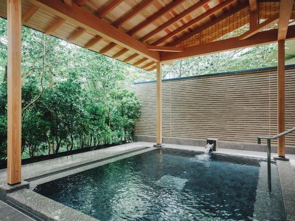 温泉浴場 露天風呂