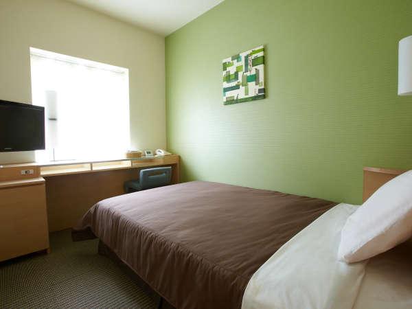 シングル:グリーンのお部屋