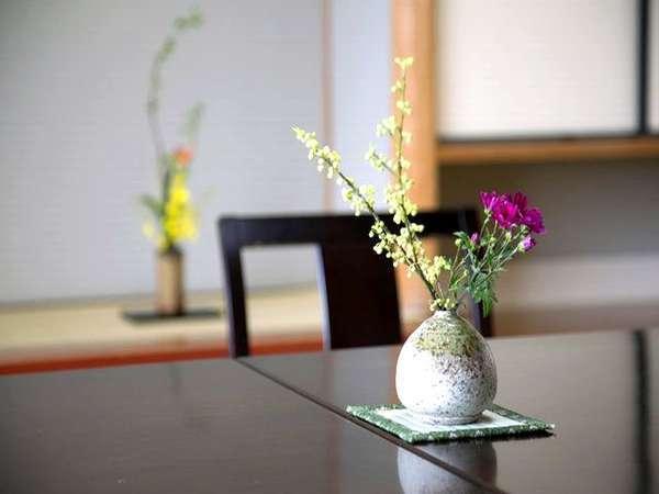 【和室】温泉旅行ならではの素敵な一日をお過ごしください。