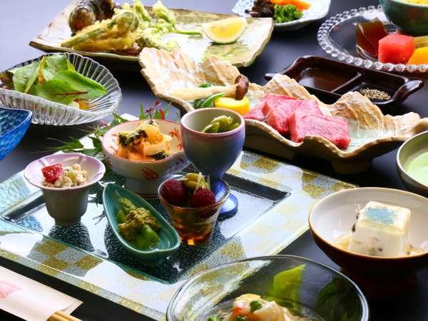 【御宿 友喜美荘】じゃらんアワード2018 夕食 九州エリア受賞!静寂の料理宿!