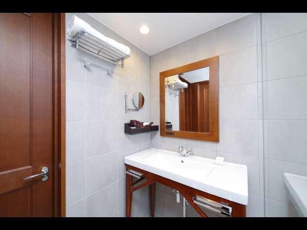 本館スタンダードツインタウンサイド【27.3平米】バスルーム(一例