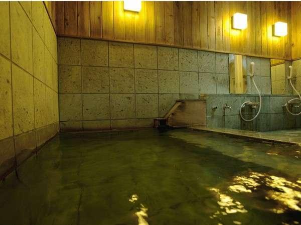 【ナトリウム・カルシウム-塩化物・硫酸塩温泉(中性低張性高温泉)】