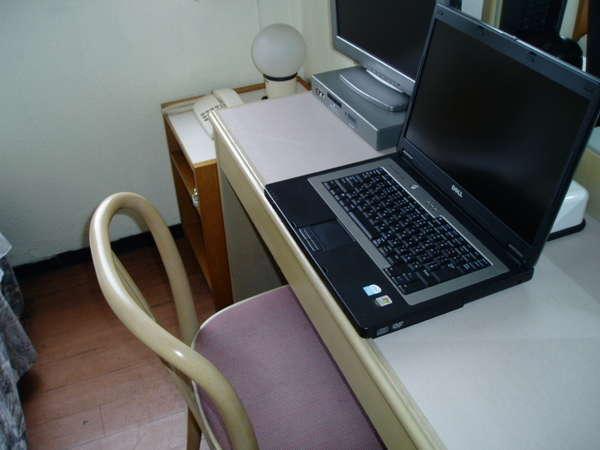 高速インターネット対応、Wi-Fiもご利用できます。