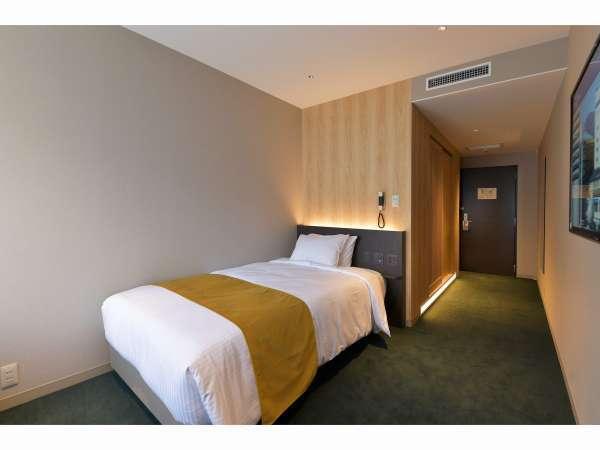 【禁煙】和シングルルーム(4階) 旅館時代の和の趣を残したシングルルーム