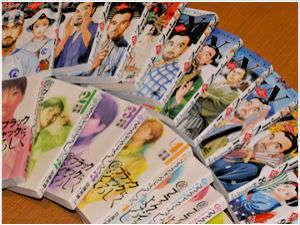 ■無料サービス:ロビーにおよそ1000冊の漫画、雑誌、絵本コーナーをご用意!読みたい放題♪