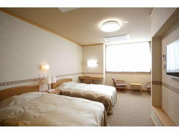 天神205号室。源泉掛け流し内風呂付き特別室・バリアフリー仕様です。