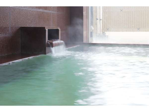 「わたやの湯」多宝温泉と岩室温泉の混合泉