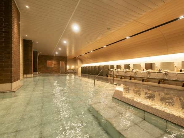 1階大浴場「なごみの湯」