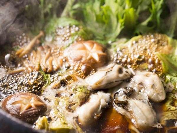 牡蠣料理 イメージ