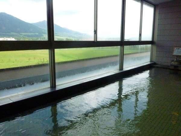【本館】お肌しっとり♪天然ラドン温泉の展望大浴場
