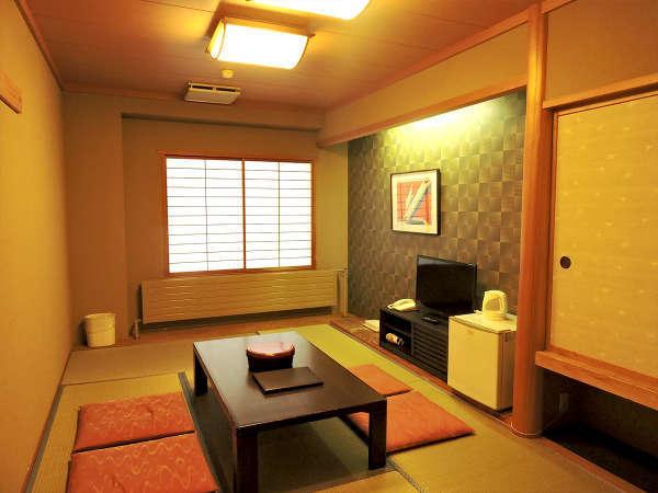 家族旅行におすすめの和室のお部屋!小さなお子様がいても安心です。