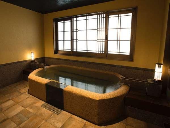 【湯めぐり宿 笛吹川】今春新たに2つの貸切風呂が誕生!7つの湯船で館内湯めぐり
