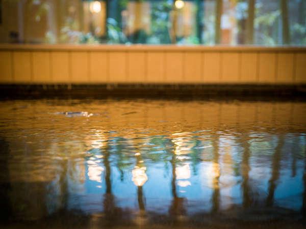 【Natural】天然温泉(男女入れ替え)三朝温泉はラドンの含有率が多く有名です