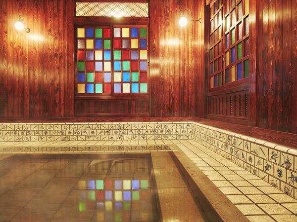 【古総湯】界 加賀から徒歩1分♪宿泊者限定で無料で何度も利用可能!湯めぐりへお出かけください