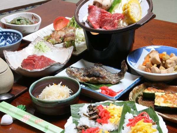【野沢温泉 リゾートインあべ】手頃な料金で食事が旨く十分満足できる宿