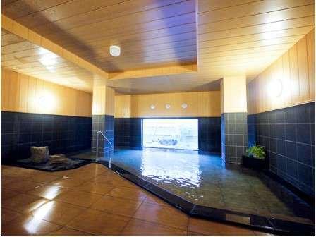 人口ラジウム温泉大浴場「旅人の湯」」*広いお風呂でごゆっくり足を伸ばしてくださいませ*