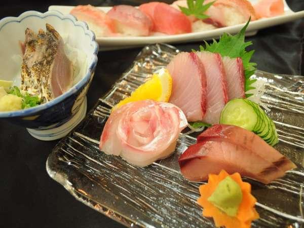 ◆室戸港に水揚げされた魚を