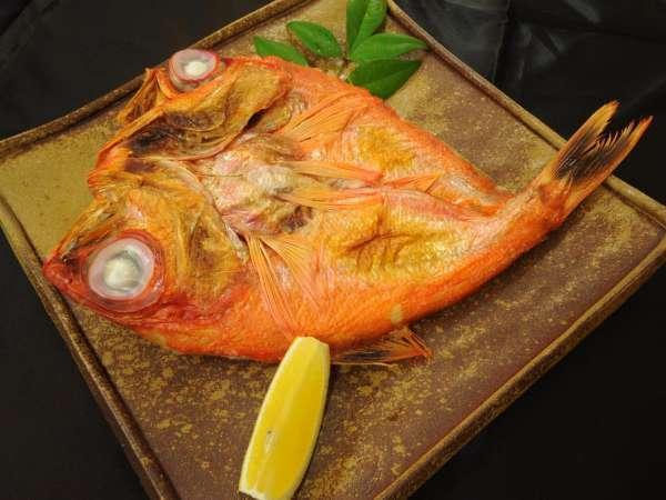 ◆絶品!金目鯛の一夜干し