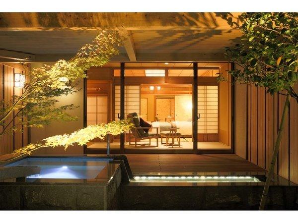 【さぎの湯荘】足立美術館隣接!温泉はすべて源泉掛け流し!!別邸客室も完成