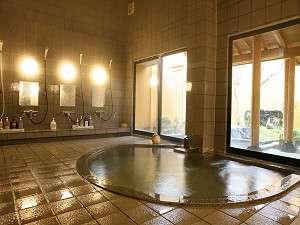 24時間ご利用頂ける温泉