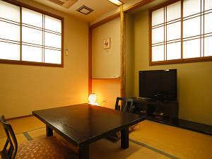 6畳タイプの客室(全2室)