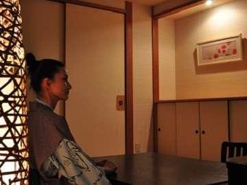 ゆったりお過ごしいただける和の客室。(イメージ)