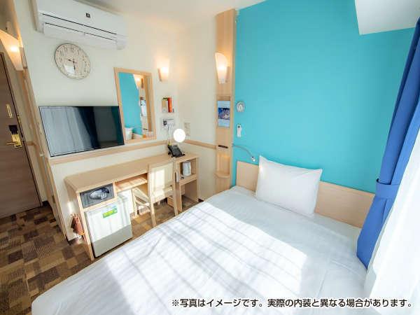 シングルのお部屋です<※写真はイメージです>