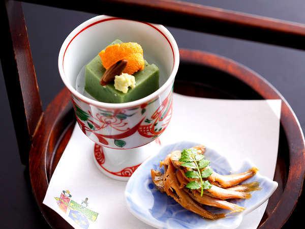 【京都 嵐山温泉 渡月亭】料理クチコミ4.2 ! 名勝 渡月橋すぐ  本格京料理と老舗のもてなし