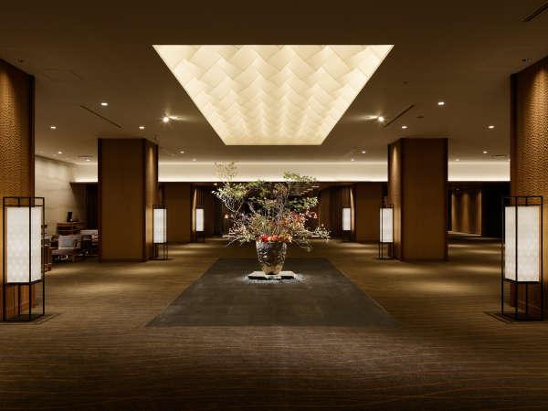 グランドプリンスホテル高輪 エントランス