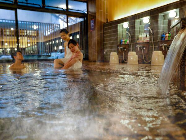 お風呂イメージ(大浴場-内湯)