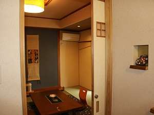 客室「藍 ai」 8畳和室