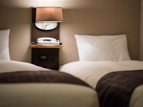 【プレミアホテル-CABIN-札幌】快適なやすらぎステイをお約束します。