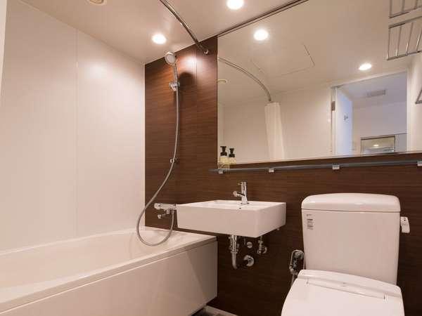 バスルーム一例(スーペリアルーム)ユニットバス