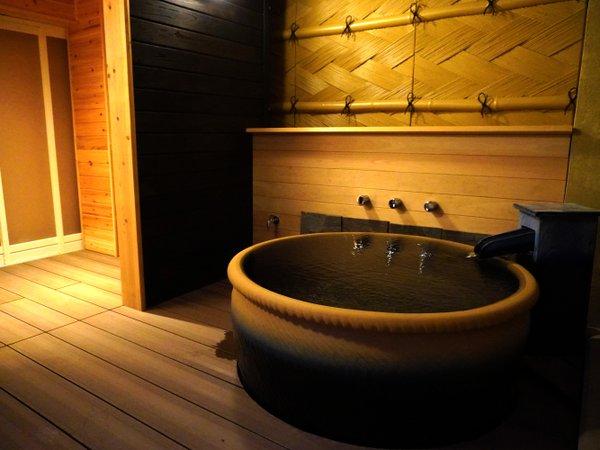 【原鶴の舞】【7月中旬OPEN】露天風呂付・源泉かけ流し温泉付客室へ改装中