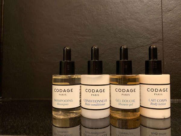 CODAGE (コダージュ)シリーズ フランス発スキンケアブランド。滞在を通して、健やかな肌や髪へ