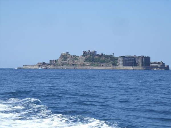 話題のスポット「軍艦島」長崎観光にははずせない!!