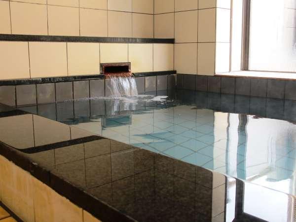 天然温泉しょうりんの湯は男女一つずつ。