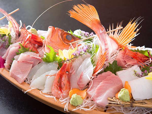 【天然温泉浜辺の宿あさひや】【夕食5.0】氷見でお魚ならあさひや!新和洋室&貸切風呂も新登場