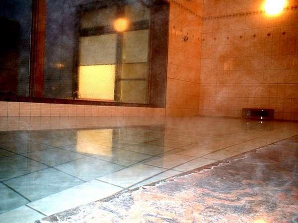 男性浴場(サウナ付)